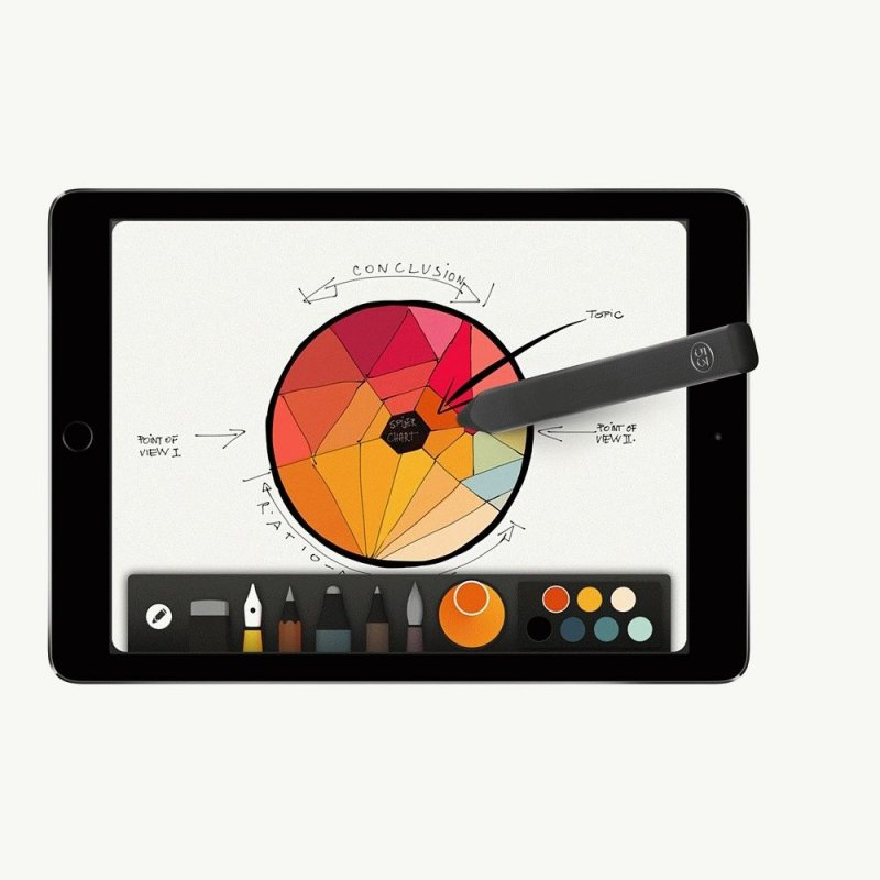 Pencil 53 by FiftyThree для Apple iPad Graphite