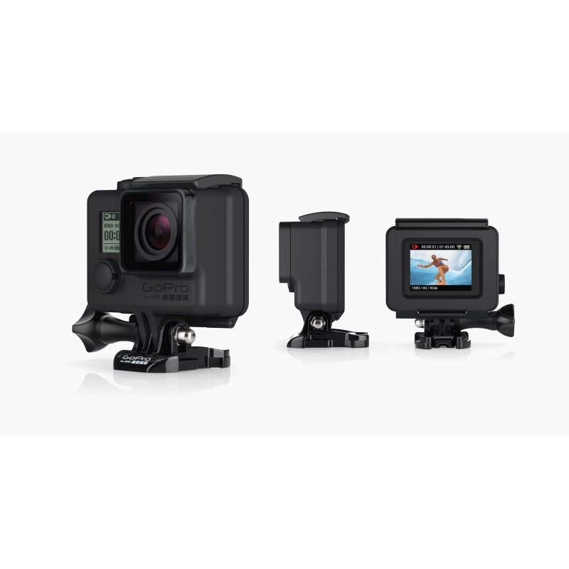 Водонепроницаемый корпус GoPro Hero 4 Blackout Housing with Touch-Through Door (AHBSH-401)
