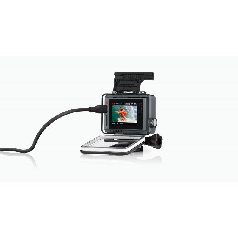 Видеокамера GoPro HERO+ LCD (CHDHB-101)