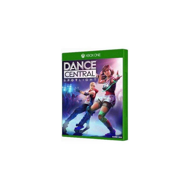 Microsoft Xbox ONE + Kinect 2 + Dance Central Spotlight