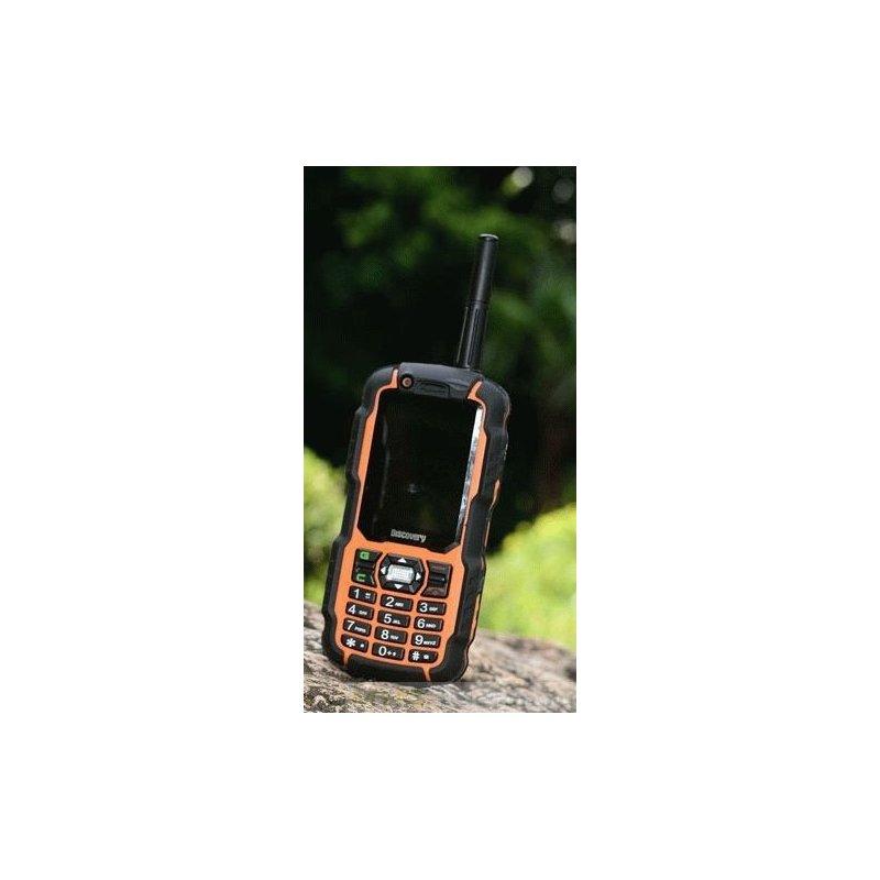 Sonim Discovery A12 CDMA+GSM Black-Orange