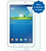 Защитное стекло для Samsung Galaxy Tab 3 7.0 T2100/T2110