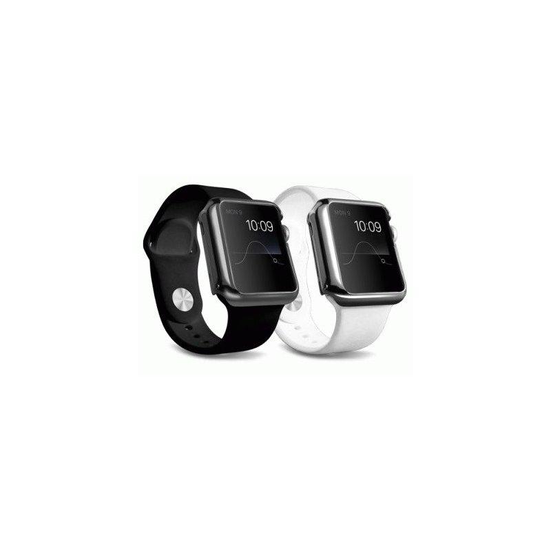 Бампер OZAKI O!coat 2 in 1 Case Set for Him для Apple Watch Sport 38mm (OC621A)