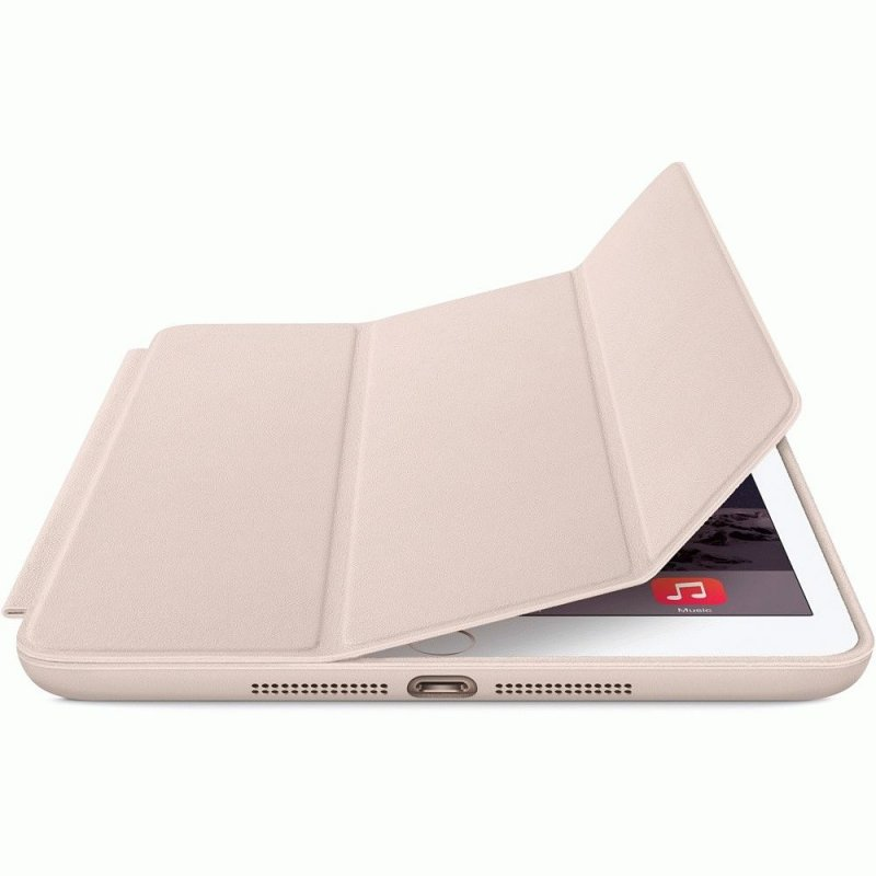 Чехол Apple iPad Mini 3 Smart Case Leather Pink (MGN32)
