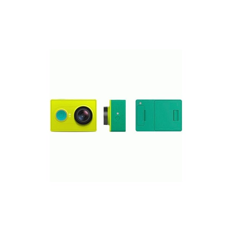 Экшн-камера Xiaomi Yi Sport Travel Edition Green