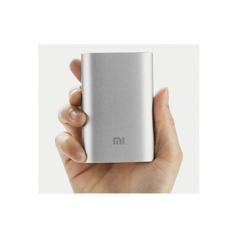 Внешний аккумулятор Xiaomi Power Bank 10000 mAh Silver