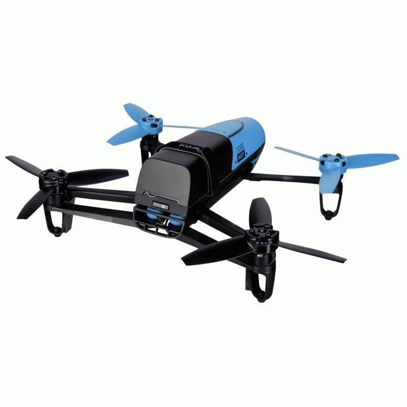 Квадрокоптер Parrot Bebop Drone Blue (PF722007AB)