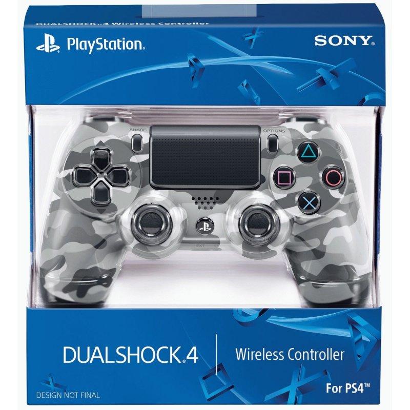 Оригинальный беспроводной джойстик Dualshock 4 Camo (PS4)