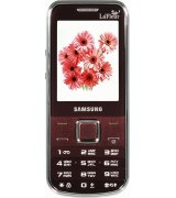 Samsung C3530 Wine Red La-fleur