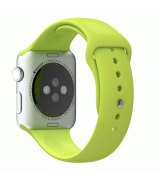 Ремешок для Apple Watch 42mm Sport Band Green (MJ4U2)