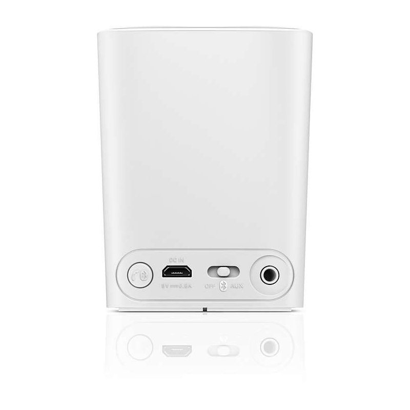 Philips BT100 Wireless Portable Speaker White (BT100W/00)