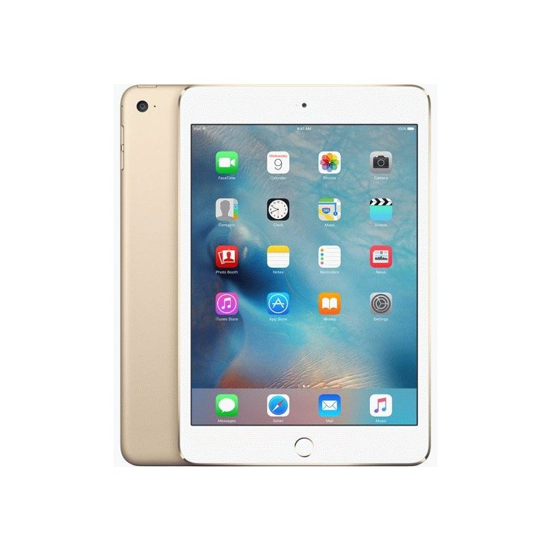 Apple iPad mini 4 64GB Wi-Fi + 4G Gold