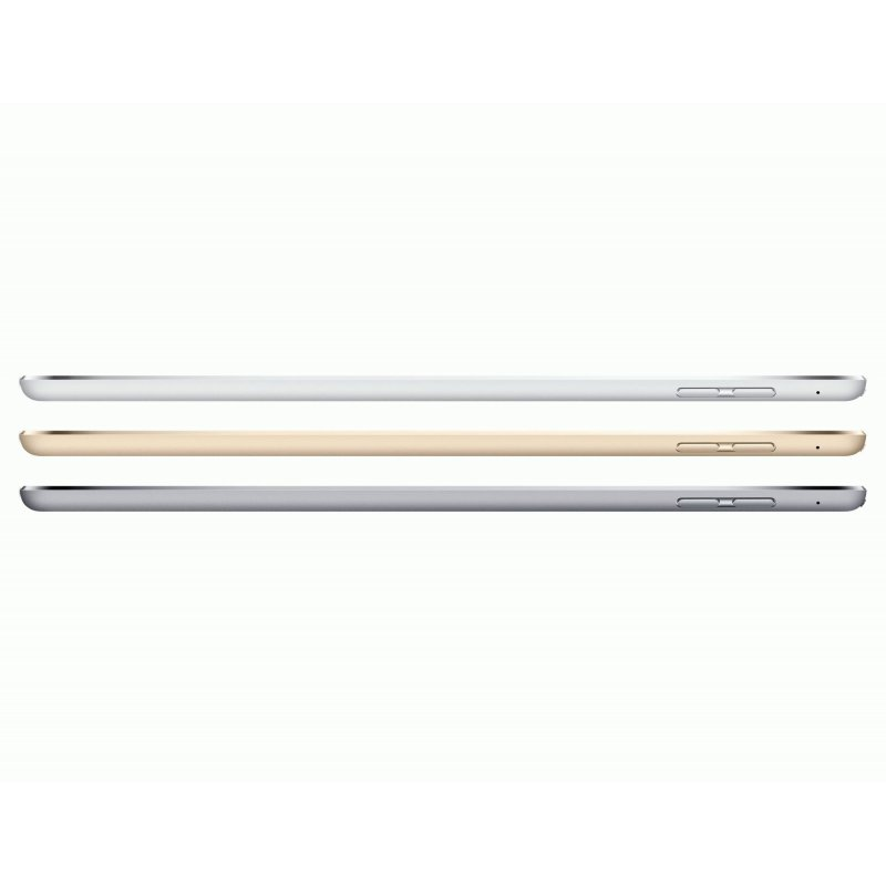 Apple iPad mini 4 128GB Wi-Fi Silver