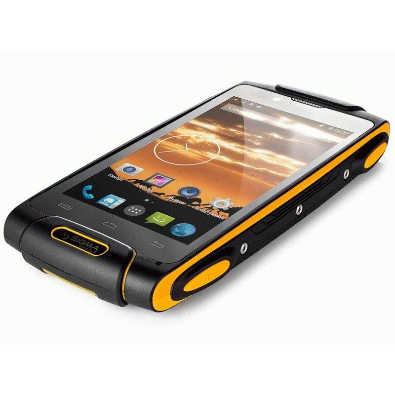 Sigma mobile X-treme PQ25 Black-Orange