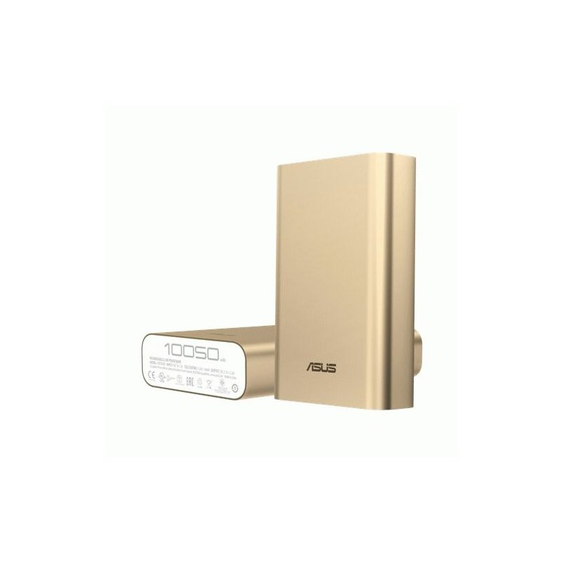 Внешний аккумулятор ASUS ZEN POWER 10050 mAh Gold