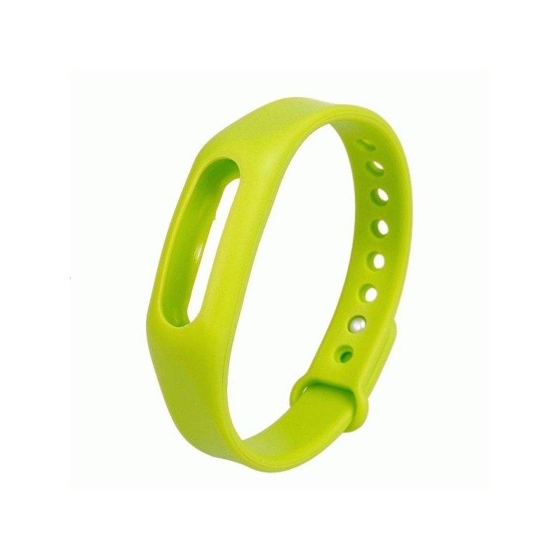 Ремешок для фитнес-трекера Xiaomi Mi Band Green