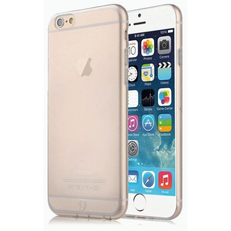 TPU накладка Baseus Simple Case для Apple iPhone 6 Plus Clear
