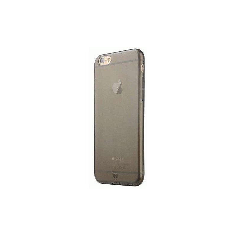 TPU накладка Baseus Simple Case для Apple iPhone 6 Plus Gray