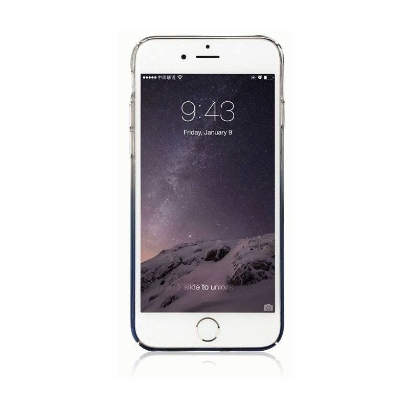 Накладка Baseus Fashion Gradient Case для Apple iPhone 6 Blue