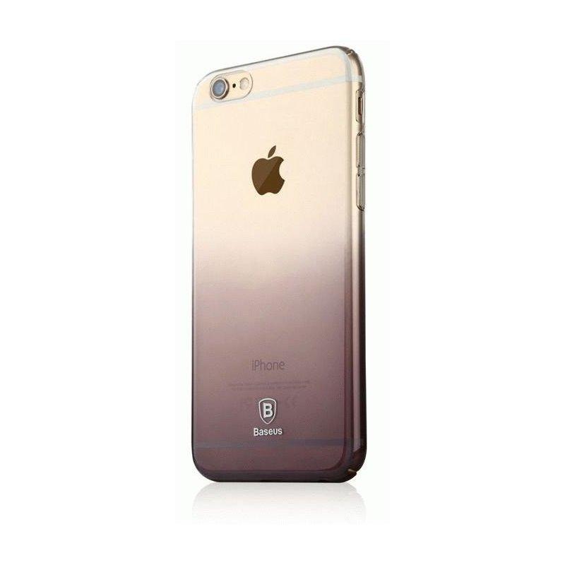 Накладка Baseus Fashion Gradient Case для Apple iPhone 6 Black