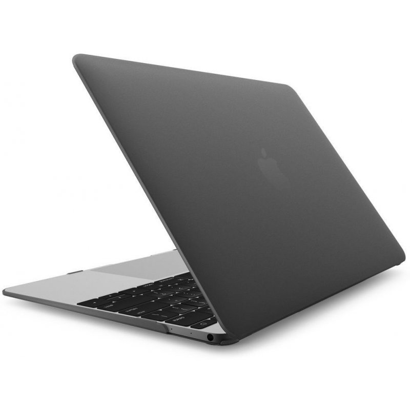 "Чехол Ultra Slim Case для MacBook 12"" Black"