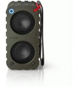 Philips BR-1X Wireless Portable Speaker (SB5200K/10) Green