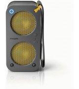 Philips BR-1X Wireless Portable Speaker (SB5200G/10) Yellow