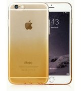 Накладка Baseus Fashion Gradient Case для Apple iPhone 6 Orange
