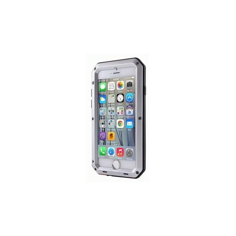 Защитный чехол LunaTik TAKTIK EXTREME для Apple iPhone 6 Plus Silver