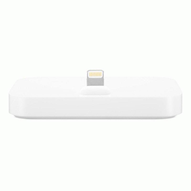 Док-станция для iPhone Lightning Dock (MGRM2) White