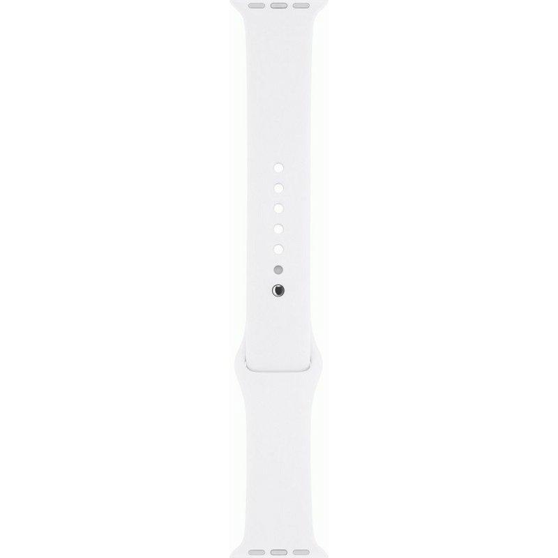 Спортивный ремешок для Apple Watch 42mm White