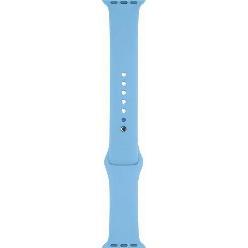 Спортивный ремешок для Apple Watch 38mm Blue