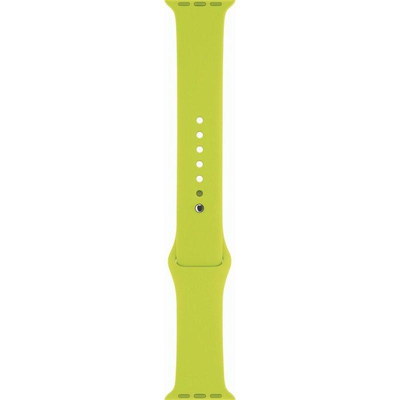 Спортивный ремешок для Apple Watch 42mm Geen