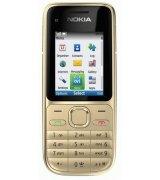 Nokia C2-01 Warm Silver