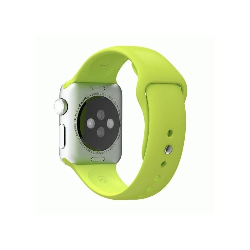 Ремешок для Apple Watch 38mm Sport Band Green (MJ4L2)