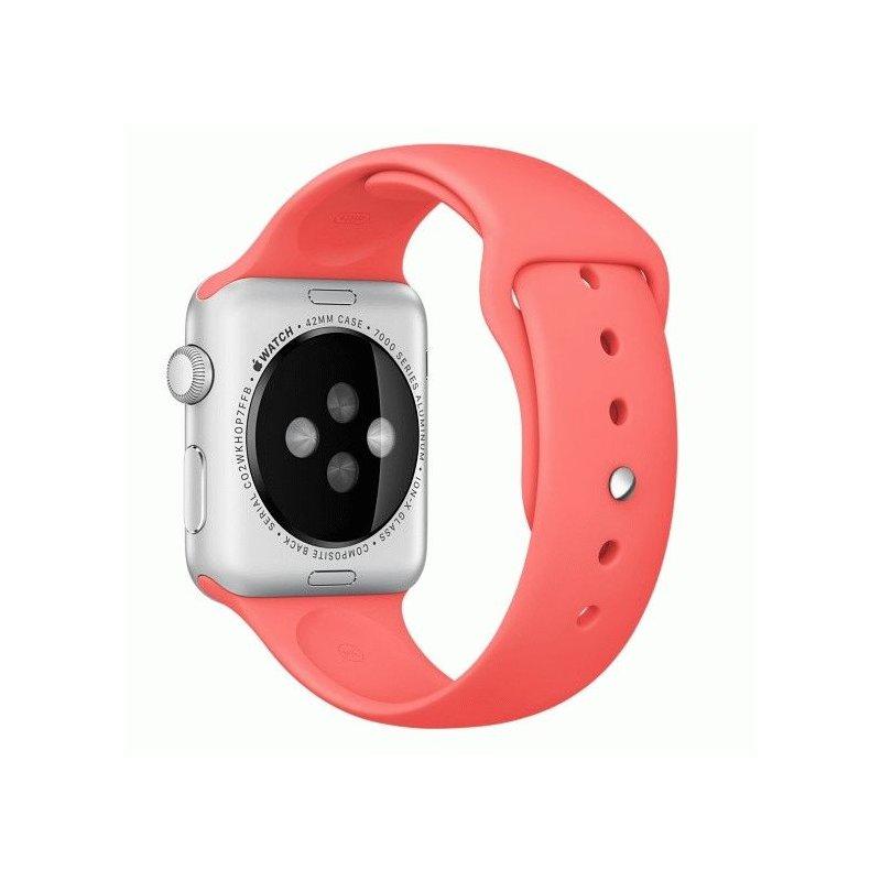 Ремешок для Apple Watch 42mm Sport Band Pink (MJ4T2)