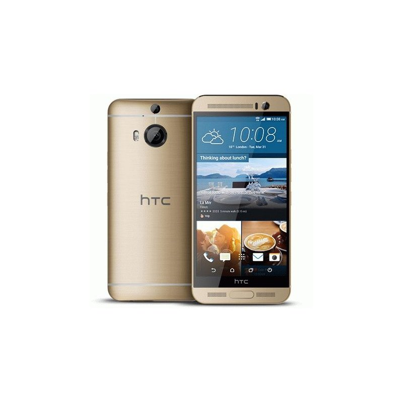 HTC One M9 Plus Gold on Gold EU