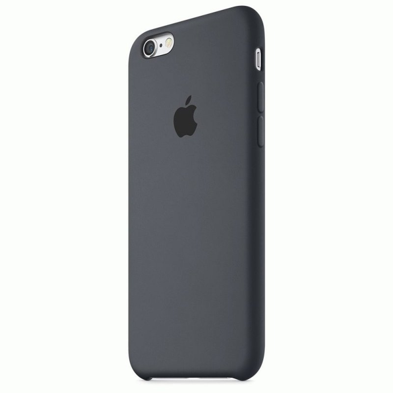 Чехол Apple iPhone 6s Silicone Case Charcoal Gray (MKY02ZM/A)