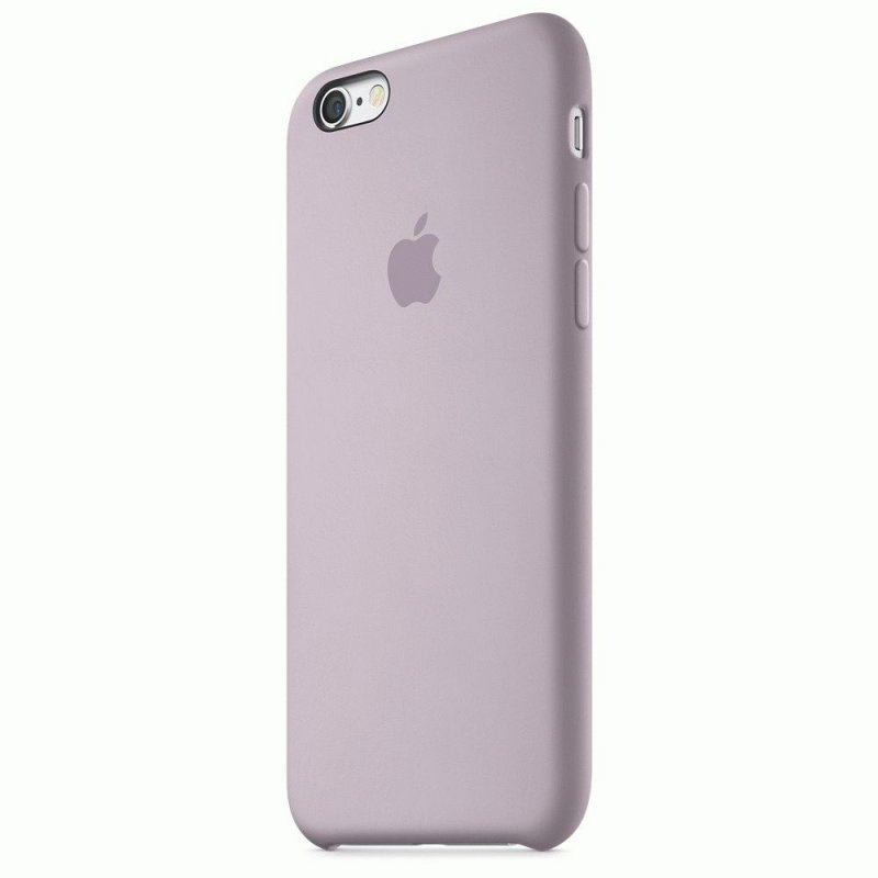 Чехол Apple iPhone 6s Silicone Case Lavender (MLCV2ZM/A)