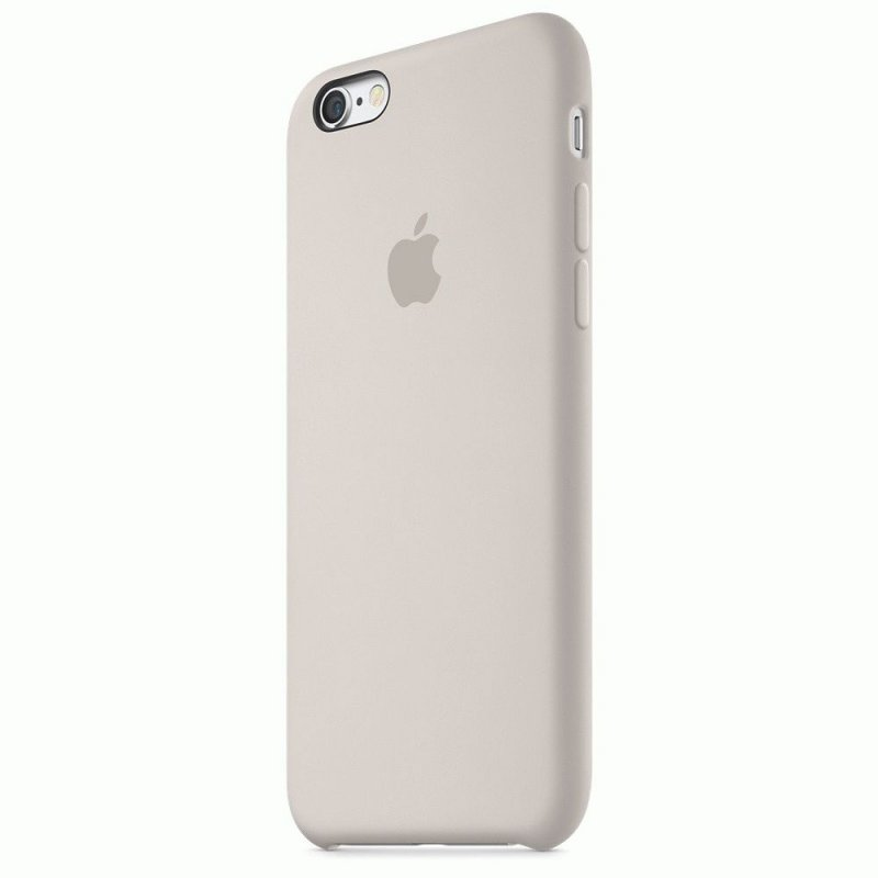 Чехол Apple iPhone 6s Silicone Case Stone (MKY42ZM/A)