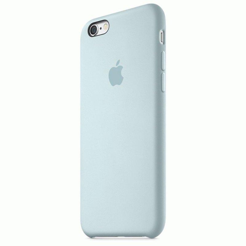 Чехол Apple iPhone 6s Silicone Case Torquoise (MLCW2ZM/A)