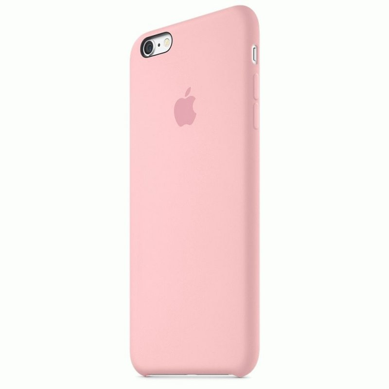 Чехол Apple iPhone 6s Plus Silicone Case Pink (MLCY2ZM/A)