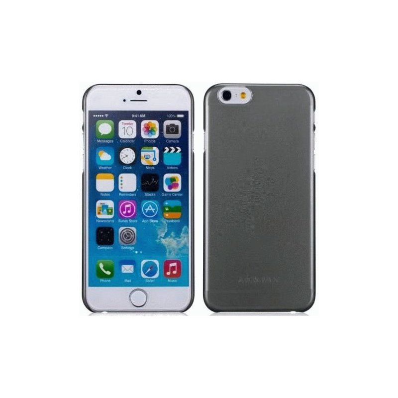 Накладка Momax Clear Breeze Case для Apple iPhone 6 Black