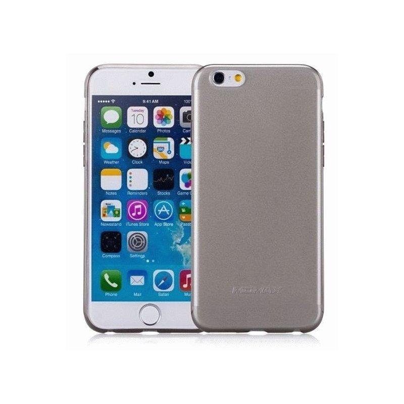 Накладка Momax Clear Twist Case для Apple iPhone 6 Plus Black