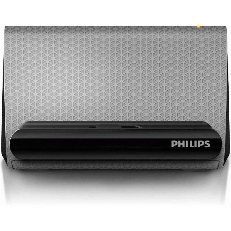 Philips SBA1710/00 Portable Gray
