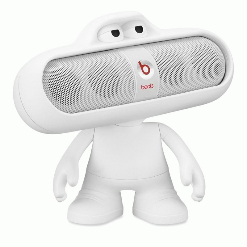 Подставка Beats Pill Dude White (MHE52G/A)