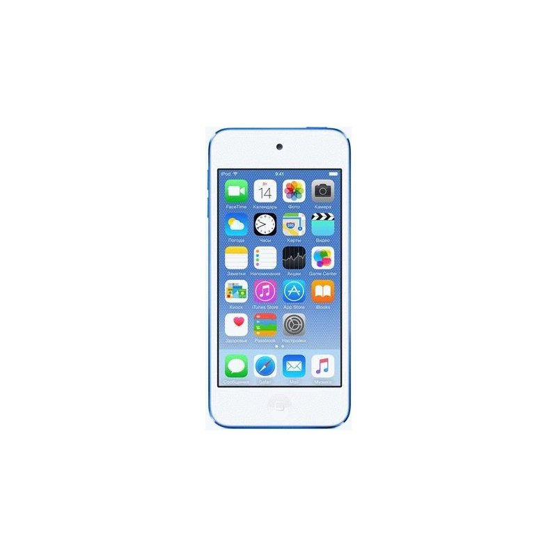 Apple iPod touch 16Gb Blue (MKH22RP/A)