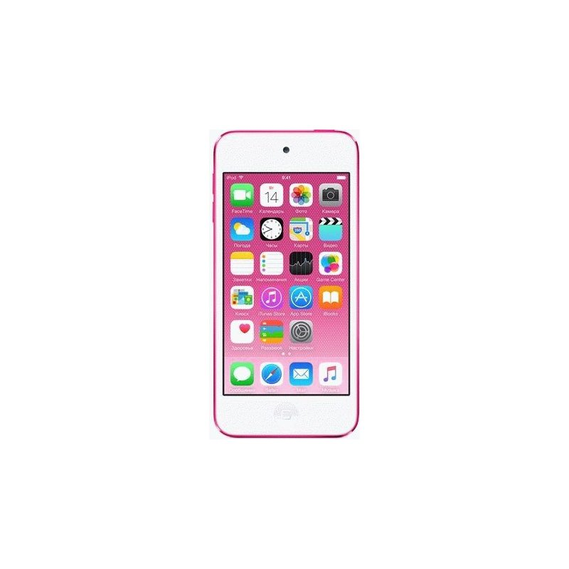 Apple iPod touch 16Gb Pink (MKGX2RP/A)