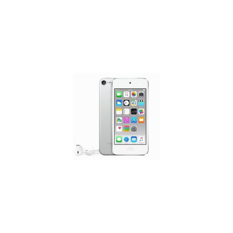 Apple iPod touch 64Gb Silver (MKHJ2RP/A)