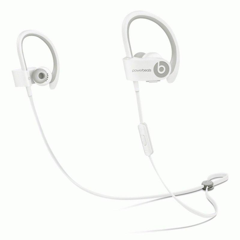 Beats Powerbeats 2 Wireless In-Ear White (MHBG2ZM/A)